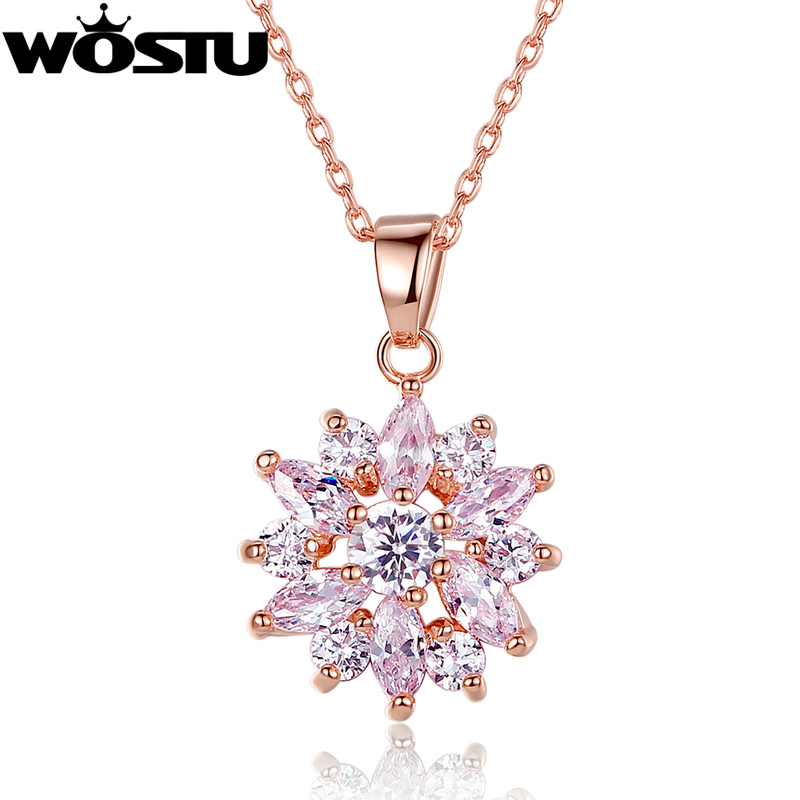 Flower Gold Necklace Promotion-Shop for Promotional Flower Gold ...