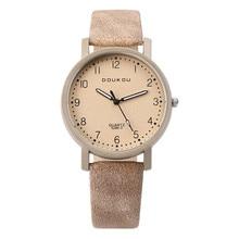 2017 New Brand Personality Scale Women Men's Watch Hot Watch Men Luxury Fashion Leather Wrist Watch Unisex Simple Watch