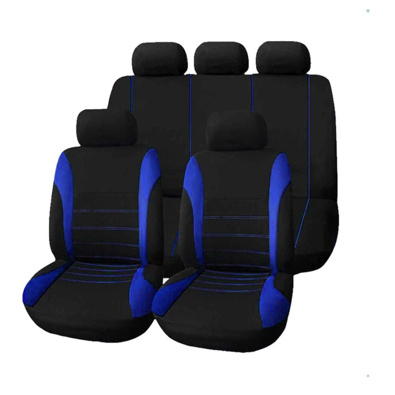 Universal Auto Car Seat Covers For Volkswagen 4 5 6 7 Vw Passat B5 B6 B7 Polo Golf Mk4 Tiguan GU SA GUSA Accessories Styling