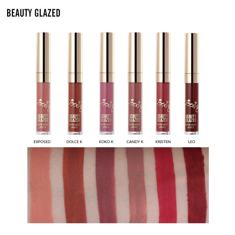 Fácil de Usar 6 Cores Definir Maquillage à