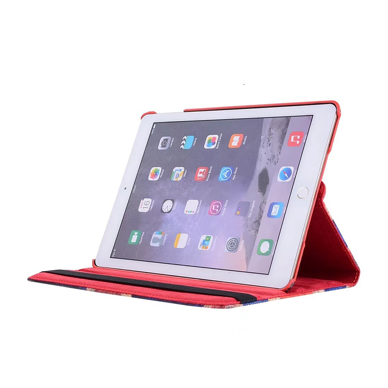 ocube DHL/EMS Free Print UK US National Flag 360 Rotating Full Body PU Leather Case Cover For Apple Ipad Air Ipad 5 9.7 Tablet ocube full body pu leather protective case for cube talk 11