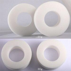 Image 1 - Губчатая прокладка для колес 1 пара 1:1 для trx4/scx10/scx 1,9 дюйма/2,2 дюйма, закаленная губка для пены радиоуправляемые гусеничные машины деталей