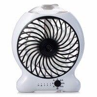 Spray Fan USB Beauty Moisturizing Humidifier Mobile Power Supply Fan Office Refrigeration Air Conditioner