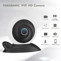 New WIFI IP Camera 360 Fisheye Panoramic Dome Camera 1 3MP 1080P CCTV Night Vision Video