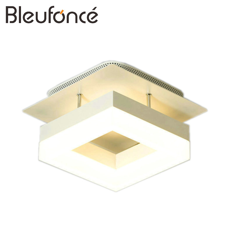 Ceiling Light Modern Simple LED Ceiling lamp Acrylic Lighting 10W led 110V 220V Home Bedroom living room Lamps Lighting BL198 modern minimalist ceiling lamps led lamps lighting acrylic stars children s room warm ultra thin bedroom lamp
