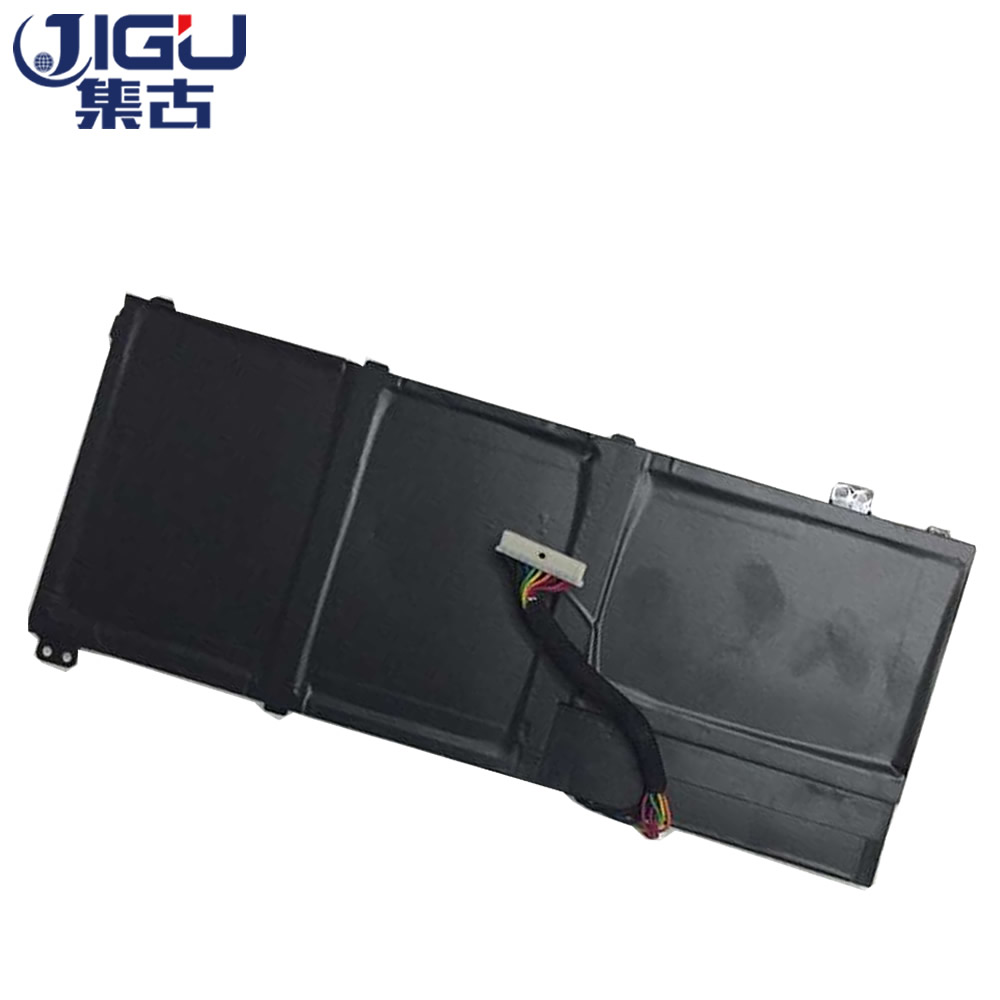 JIGU Laptop Battery 31CP7/61/80 934T2119H AC14A8L KT.00307.003 For ACERFor Aspire 7-591G-56BD V 15 Nitro VX 15 VN7-591G VN7-791G 1 pair ice gripper slipproof strong ice crampons skiing crampons shoes snow walker for snow mountain climbing walking bag