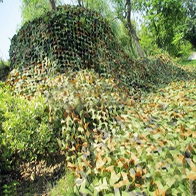 3x4 M chasse Camping Jungle Camouflage filet militaire forêt aveugle Camo Net