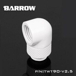 Image 4 - Barrow TWT90 v2.5, G1/4 Gewinde 90 Grad Dreh Armaturen, Saisonale Heiße Verkäufe, einer Der Meisten Praktische Wasser Coolling Armaturen