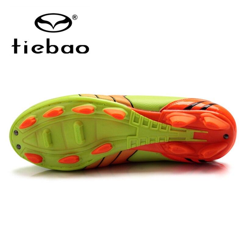 28125234b61ec TIEBAO Outdoor Football Boots Men Women H   A Turf Soccer Shoes .