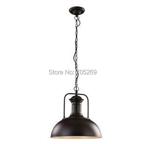 Northern Europe black iron chain pendant light 110-240V 40W with vintage pendant light northern europe black iron chain pendant light 110 240v 40w with vintage pendant light