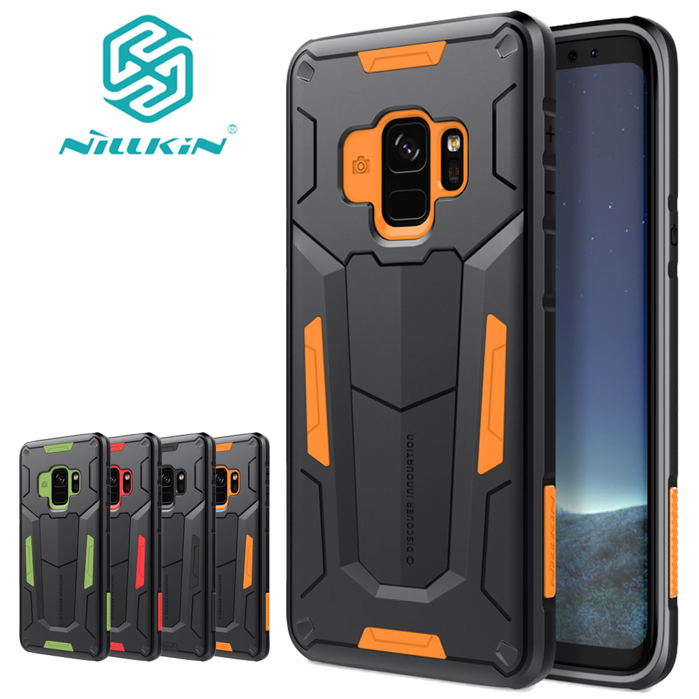 Nilkin For Samsung Galaxy S9 S8 Note 8 Case Nillkin Defender Impact Hybrid Armor Shockproof Cover For Samsung S9 S8 Plus Note8