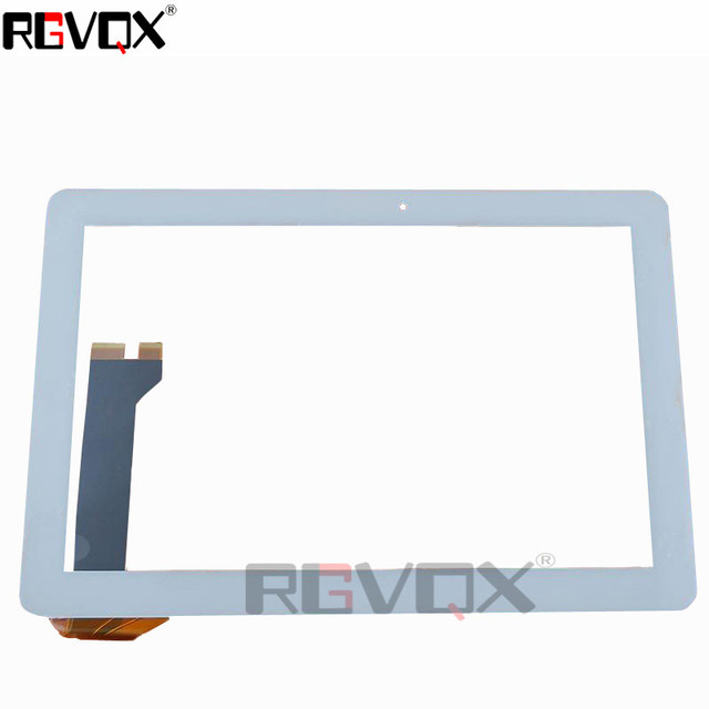RLGVQDX For ASUS ME102 K00F 10.1 Touch Screen White High Quality Replacement Glass Version V2.0 3.0 4.0 With Tracking Number