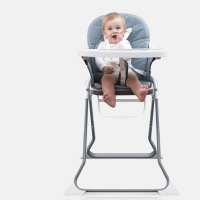 Baby High Chairs Adjustable Booster Seats Kids Dining Chair Children Foldable Portable Baby Highchairs Baby Chair Feeding