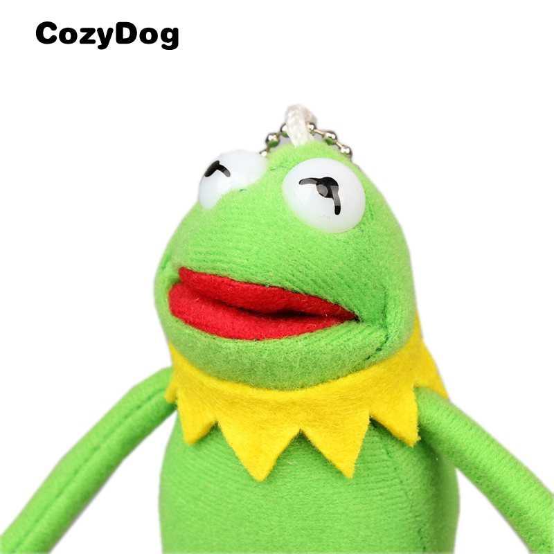 Gratis Pengiriman Anime Sesame Street Kermit Katak Mewah