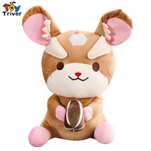 Destroy the Ball Hamster Hammond Plush Toy Stuffed Animal Doll Baby Kids Children Gift Appease Dolls Drop Shipping