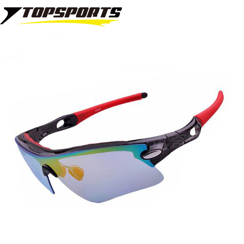 TOPSPORTS Outdoor Sport Cycling men Sun Glasses women real plating bike Sunglasses for driving fishing golf bicycle Eyewear
