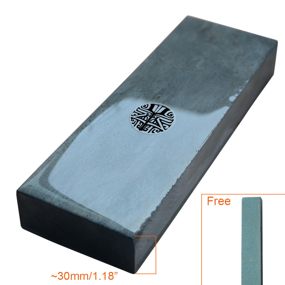 ZY Guangxi 3000# Natural Whetstone Knife Sharpening Water Stone Grindstone Straight Shaving Razor Rubstone Sharpener  цены