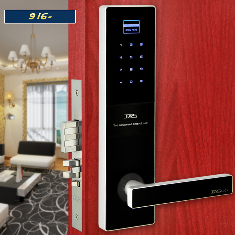 Digital door lock with touch screen password electronic locks sensors for office and apartment my apartment