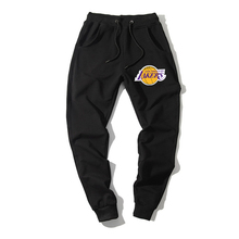 Basketball Fans Pants Spring and Autumn Sports Lakers Casual