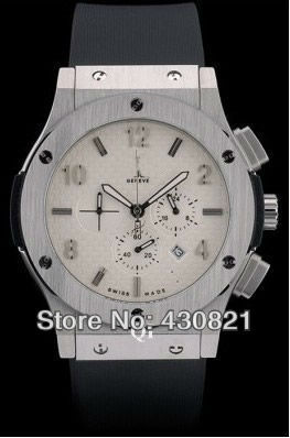 luxury brand  automatic mechanical watches for men's wrist watches ER28427.2 Rubber belt