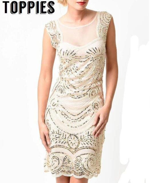 Elegant Flapper Dresses
