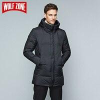 Hot Sale Parka Men 2017 Winter Warm Long Duck Down Jacket Windbreaker Mens Fashion Casual Jackets