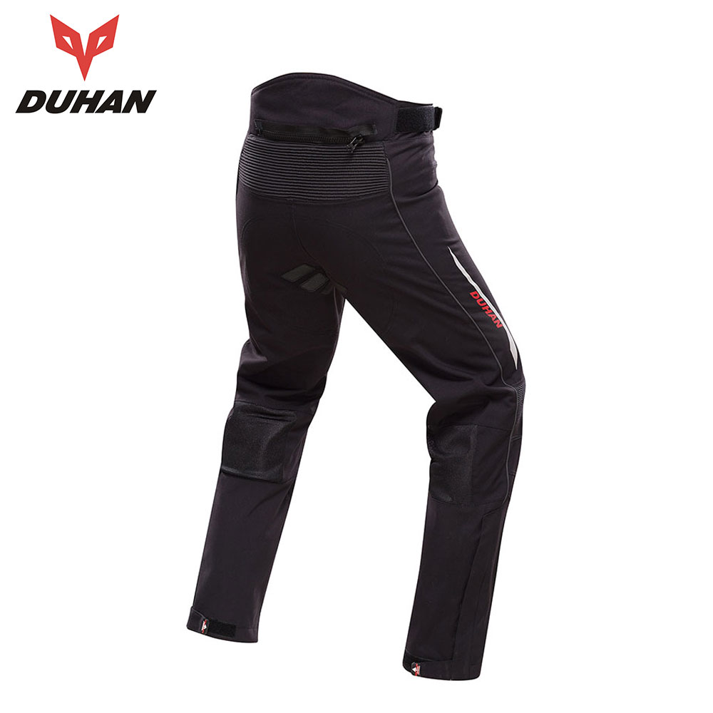 Pantalones de moto DUHAN Hombres Moto Pantalones Racing Off-road - Accesorios y repuestos para motocicletas - foto 3