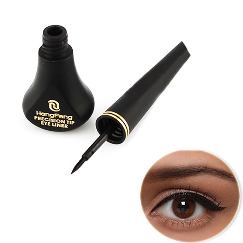 1 PCS HOT Mulheres Beleza Cosméticos Delineador Preto À Prova D' Água Long-lasting Eye Liner Pencil Pen Maquiagem M01217