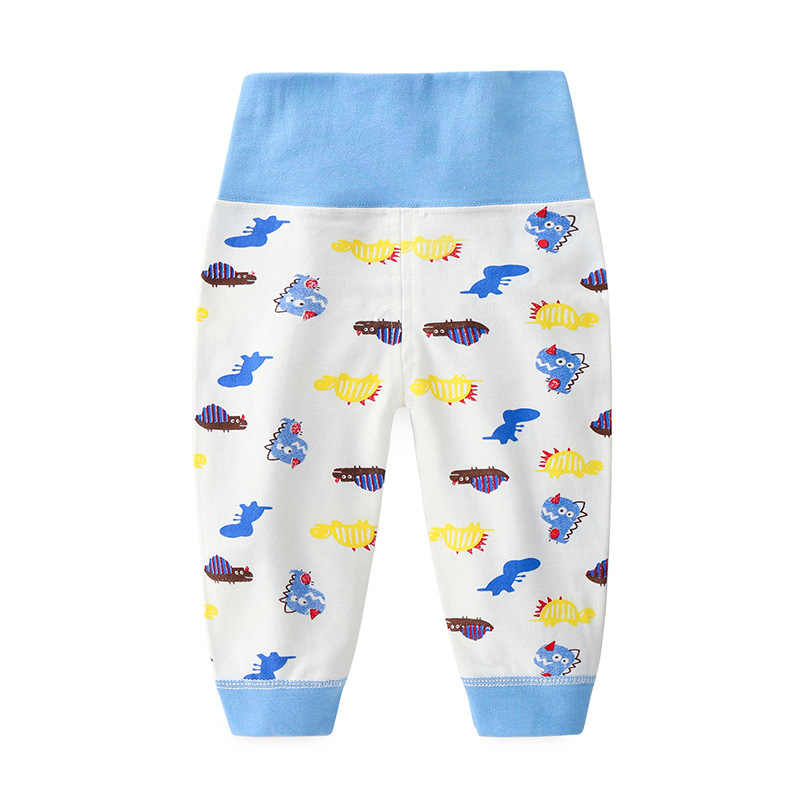 Baby Clothing Autumn Trousers Baby Boy Girl Cotton Single Thermal Pants Neonatal Pajamapants