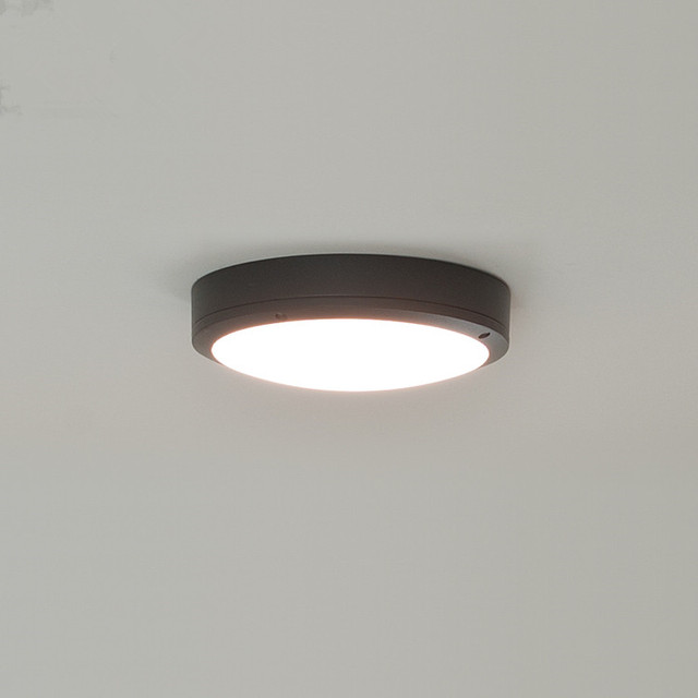 Fashion modern 15w 220v outdoor led ceiling light waterproof fashion modern 15w 220v outdoor led ceiling light waterproof moistureproof light outdoor balcony gazebo garden lights mozeypictures Image collections