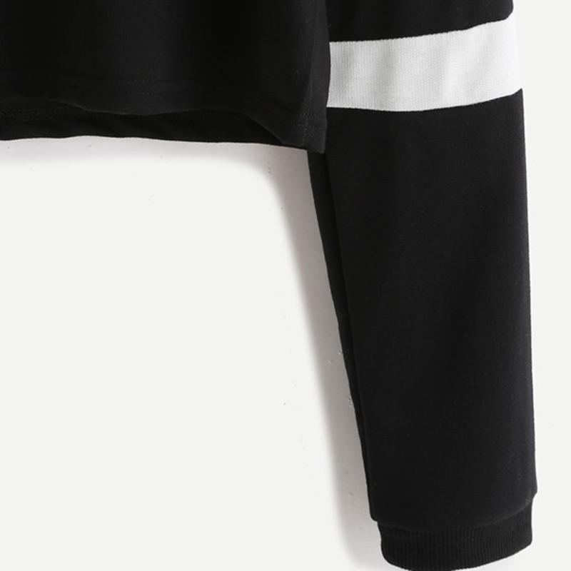 HTB1NICoNXXXXXbeaFXXq6xXFXXXD - Round Neck Varsity Striped Long Sleeve Crop T-shirt PTC 101