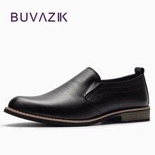 Брендовая кожаная лаконичная мужская деловая строгая черная дышащая мужская обувь с острым носком для формальных и свадебных торжеств