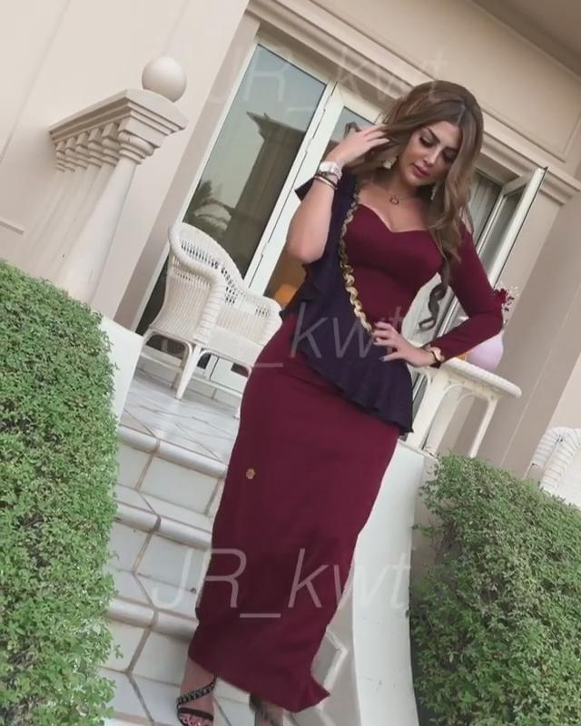 2019 Sexy Split   Prom     Dresses   One Shoulder Long Sleeves Ruffled Ankle Length Party   Dresses