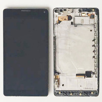 5 7 LCD Display Touch Digitizer Assembly Frame For Microsoft Lumia 950 XL 950xl