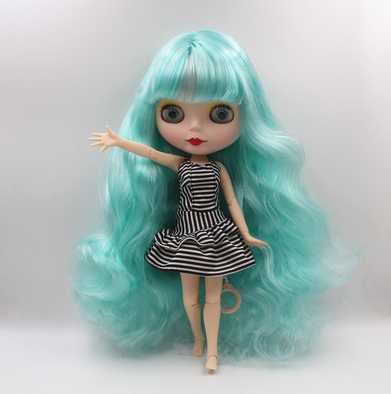 Free Shipping Top discount DIY Joint Nude Blyth Doll item NO. 428MJ Doll limited gift special price cheap offer toy free shipping top discount 4 colors big eyes diy nude blyth doll item no 99 doll limited gift special price cheap offer toy