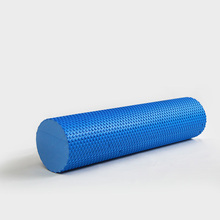 60cm EVA Yoga Gym Pilates Exercise Fitness Foam Roller Massage Point Multicolor Lose Weight Health Free shipping