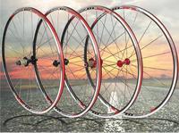 RT 17 Newest Road Bike Ultra Light Sealed Bearing 700C Wheels Wheelset Only 1630g Rim Free