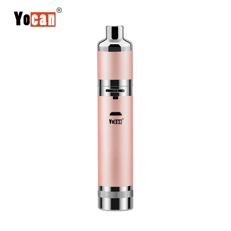 3pcs/lot Yocan Evolve Plus XL Wax Vape Pen Cigarette Battery Built-in 1400mAh with USB Charging fit for Evolve Plus XL Tank Vape limitless pulse pod vape pen system