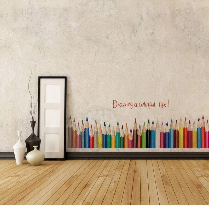 pencil off walls - 800×800