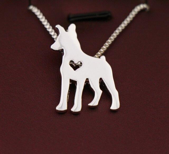 Ожерелье для собак подвеска любимых животных украшение с золотым