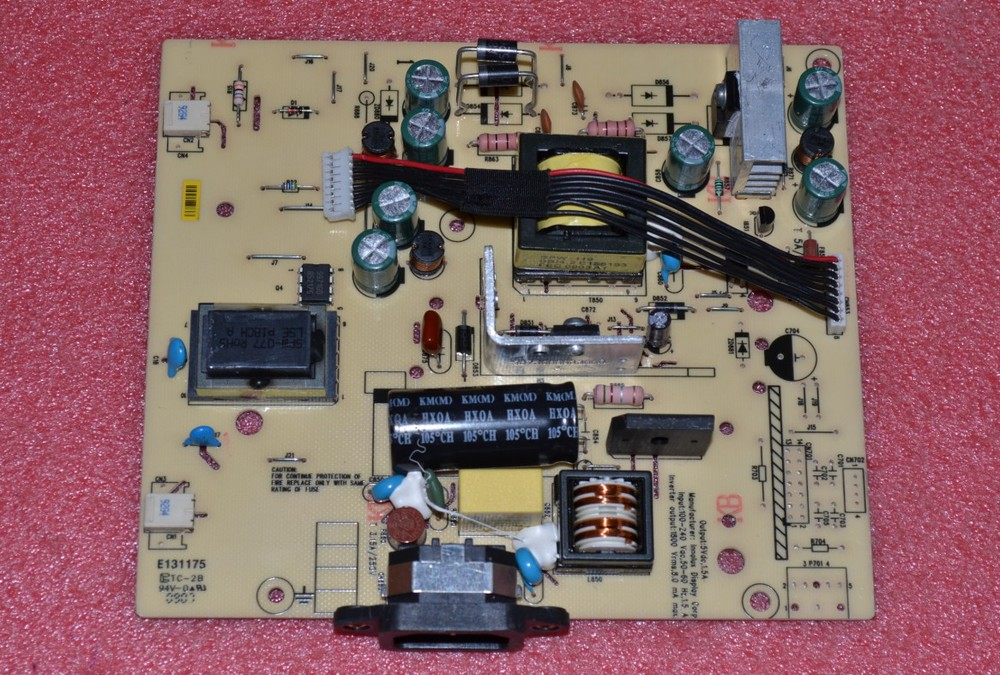 Free Shipping> L2240PWD Power Board  L2240PWD pressure plate ILPI-132-Original 100% Tested Working free shipping tpv 2036 power board 715g2892 2 3 pressure plate original 100% tested working