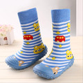 factory price hot selling Retail 1Pair baby socks with rubber soles Floor Sock With Animal Children/Kids Girl/Boy Socks