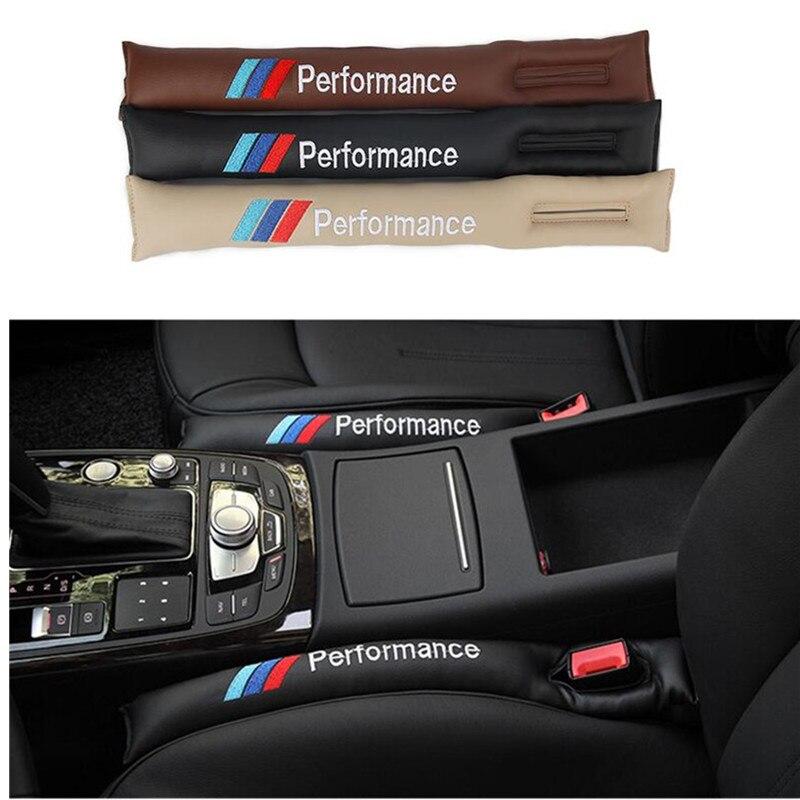 2 unids de asiento relleno de cojín suave relleno espaciador para BMW E46 E53 E60 E90 E91 E92 E93 F30 F20 F10 F15 F13 M3 M5 M6 X1 X3 X5 X6