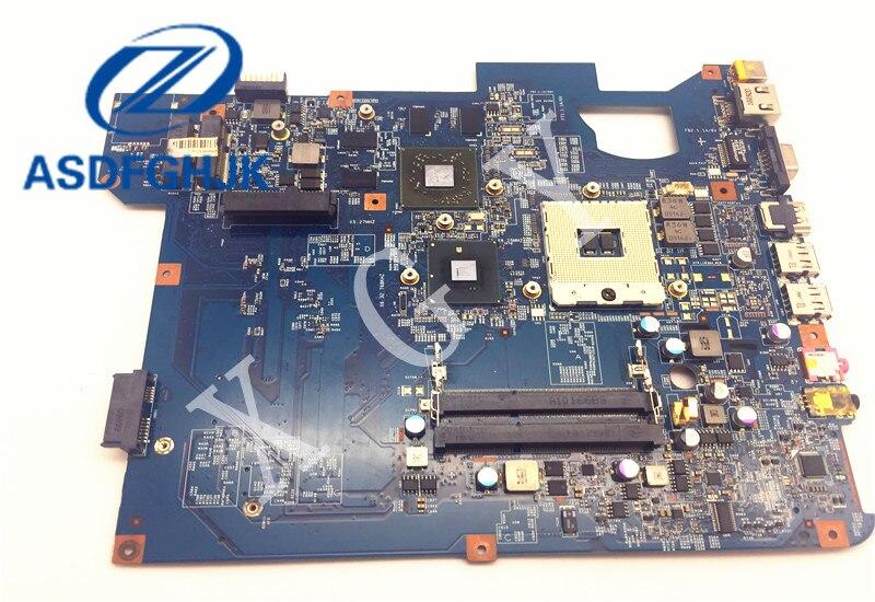laptop motherboard for font b ACER b font for gateway NV59 motherboard HM55 SJV50 CP 09284