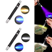 Buy HobbyLane Mini Surgical Nurse Physician Pocket Penlight Torch Light Clinical LED Flashlight Mouth Ear Care Inspection Lamp directly from merchant!