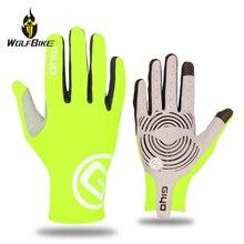 GIYO Summer Cycling Gloves Road Bike Half Full Fingers MTB Hands Cover Men Women Shockproof Racing Moto Sports