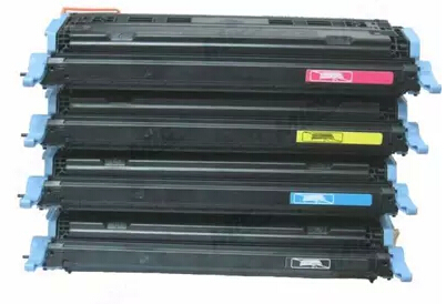 free shipping for HP Q6000A Q6001A Q6002A Q6003A toner cartridges for HP Color Laserjet 1600/2600n laser printer lcl 124a q6000a q6001a q6002a q6003a 4 pack kcmy toner cartridge compatible for hp laserjet 1600 2600 2605 1015 1017color