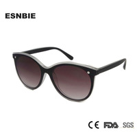 ESNBIE Brand Designer Women S Sunglasses Butterfly Retro Sunglass Mirror Driving Sun Glasses For Women UV400