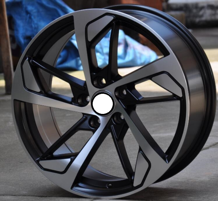 Us 11500 New 18 Inch 5x112 Car Alloy Wheel Rims Fit For Audi Car In Wheels From Automobiles Motorcycles On Aliexpress