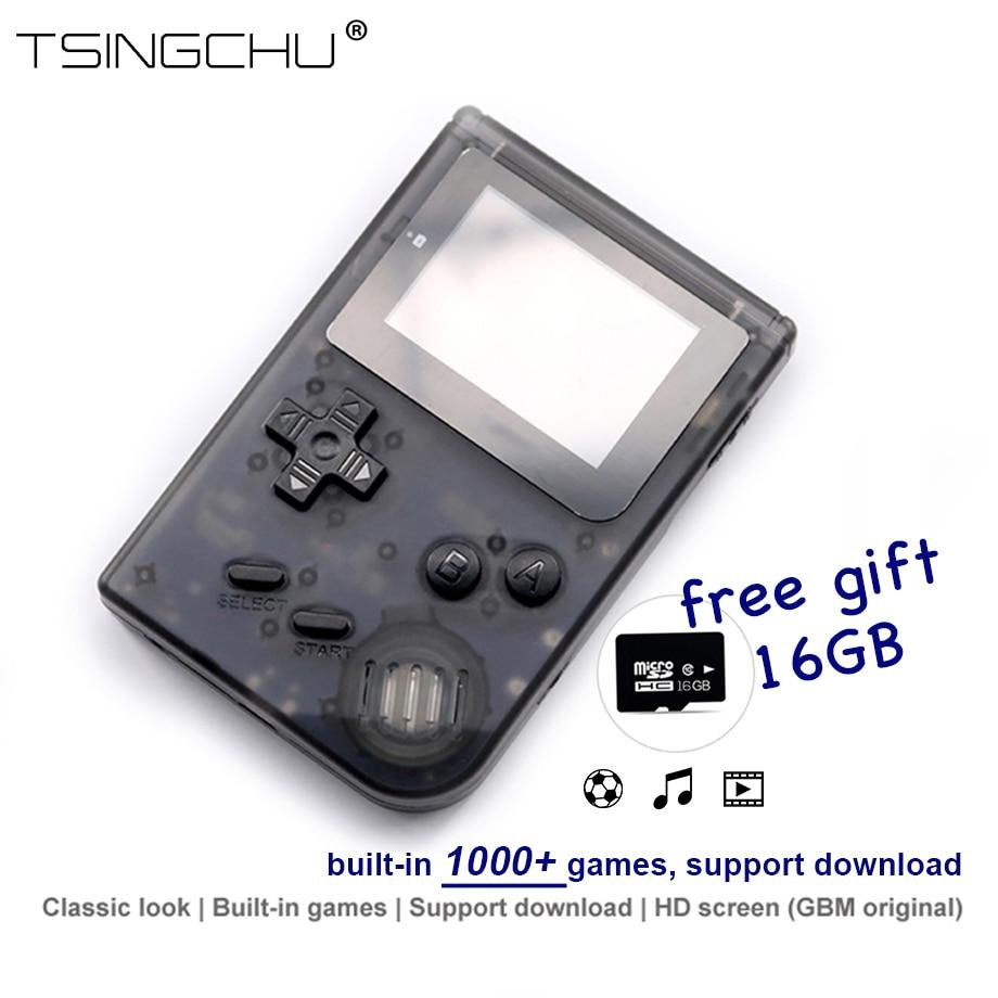 TSINGO Retro Handheld Game Player Built in 1000 Classic Games 32Bit Portable Mini Handheld Game Console